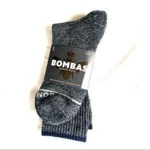 NWT Bombas Merino Wool Socks
